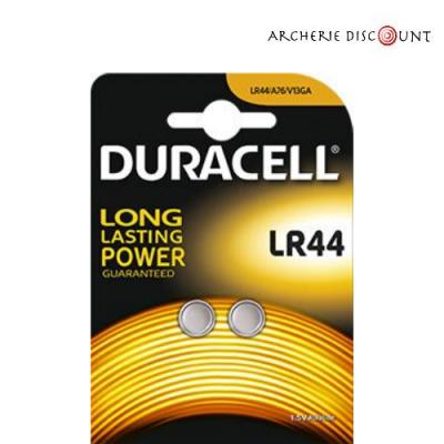 Piles LR44 1,5 volts duracell