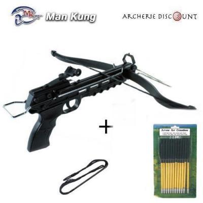 Pistolet 80 lbs corde traits 2