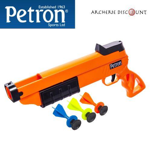 Pistolet arbale te enfant avec ventouse petron pas dangeureux