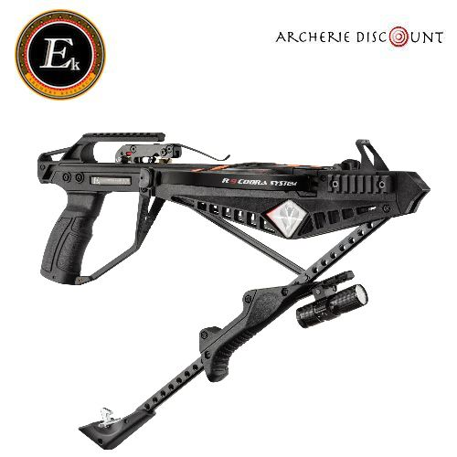 Pistolet arbalette ek archery cobra 90 lbs armement facile1