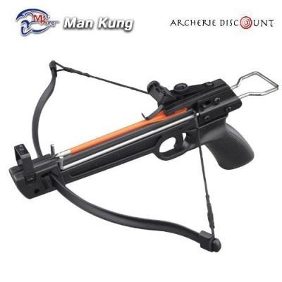 Pistolet arbalete Man Kung MK 50 lbs