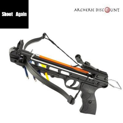 Pistolet arbalète Man Kung CF115 50 lbs