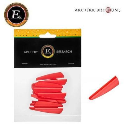 Plume de remplacement pour Trait R9 couleur rouge