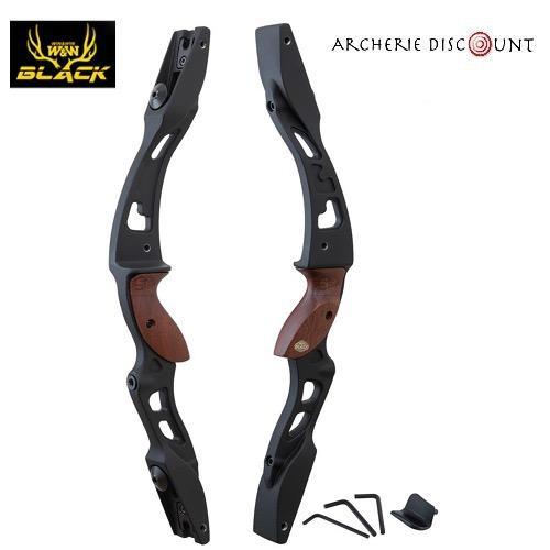 Poigne e arc de chasse noir elknoir 21 lh