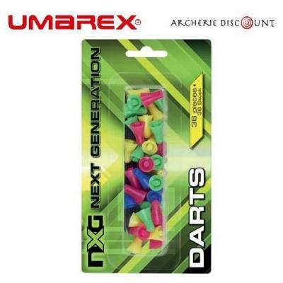 Flechette X 36 pour sarbacane Umarex