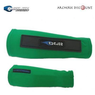 Protège bras Stretchyguard Vert