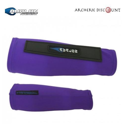 Prote ge bras avalon violet sur archerie discount5