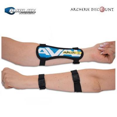 Protège bras Avalon MD 17x8 cm Polyester Bleu