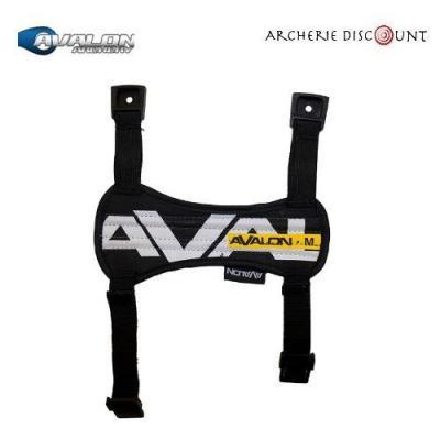 Protège bras Avalon MD 17X 8 Polyester 600 Noir