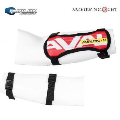 Protège bras Avalon MD 17X 8 Polyester 600 Rouge