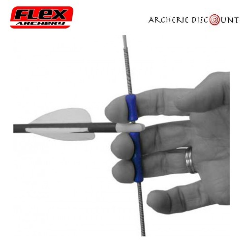 Protege doigts flex archery
