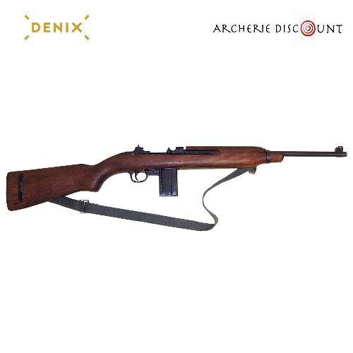 Re plique d arme en me tal carabine m1 1941 ame ricaine ww2