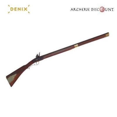 Réplique DENIX de la carabine  KENTUCKY 1776