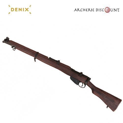 Re plique du fusil anglais lee enfield denix