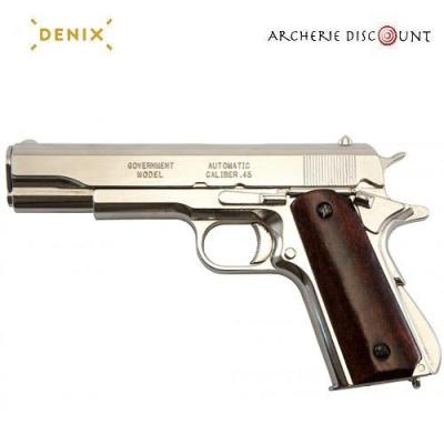 Réplique Denix du pistolet automatique .45 M1911A1 ,USA1911