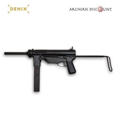 Réplique du pistolet mitrailleur  M3 CAL .45