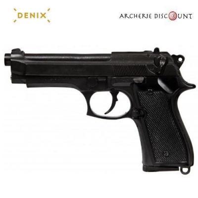 Réplique du pistolet  TYPE 92 - 9MM Denix