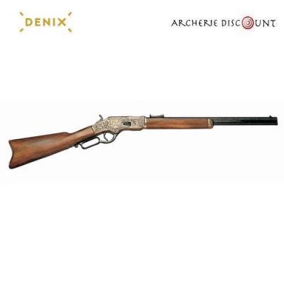 Réplique fusil WINCHESTER 73 Calibre 44-40 USA 1866