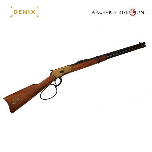 Re plique fusil winchester jw mod 92 denix