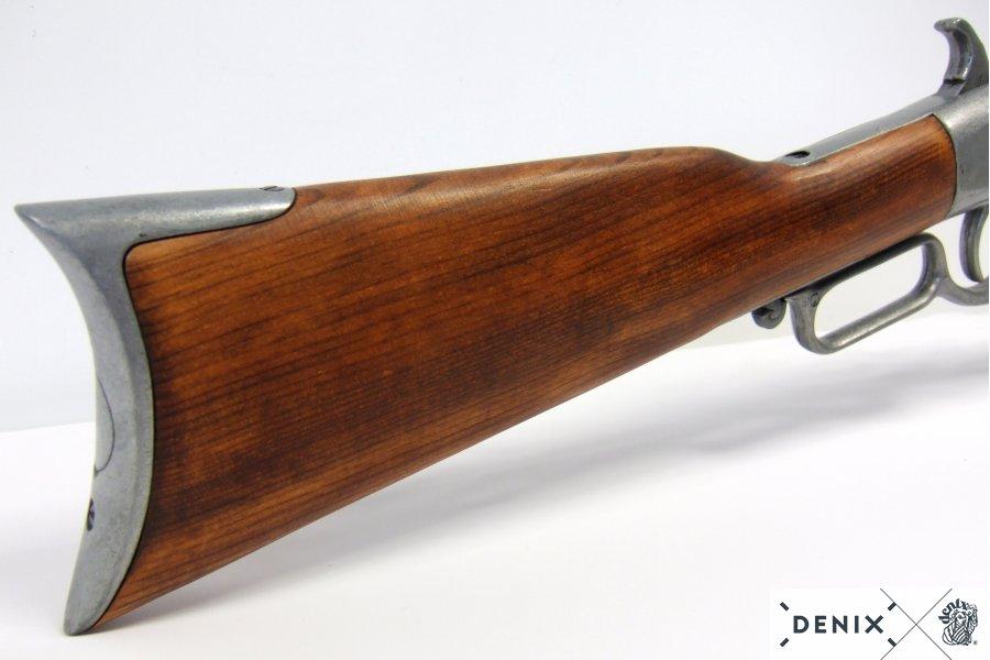 Re plique pour cine ma de la carabine a levier ame ricaine de 1866