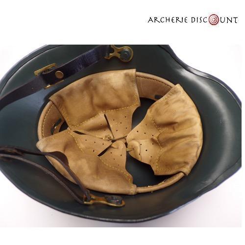 Replique casque allement 1916 interieure 2