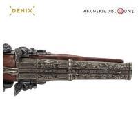 Replique denix du pistolet franc ais a deux canons1