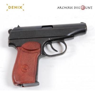 Réplique du pistolet  MAKAROVA Denix