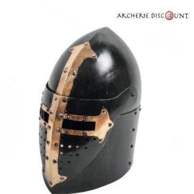 Réplique du casque Templier