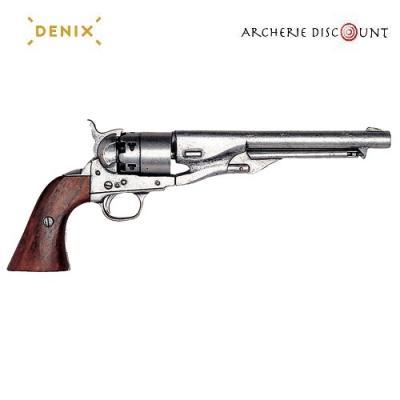 Réplique décorative Denix de Revolver 1860 guerre civile américaine