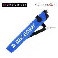 Sac bleu arc et accessoires access archery2