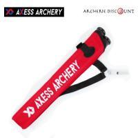 Sac rouge arc et accessoires access archery1