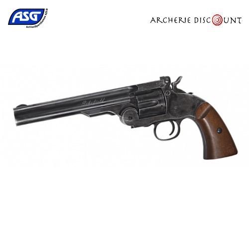 Schofield 6 22 co2 black 6mm
