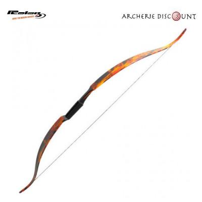 Arc Snake Orange Flame 48