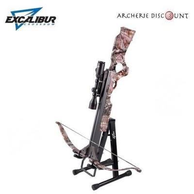 Support rangement arbalète