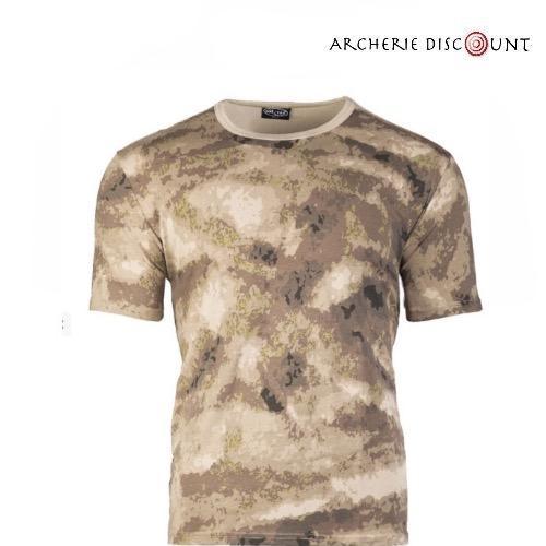 T shirts camo eco