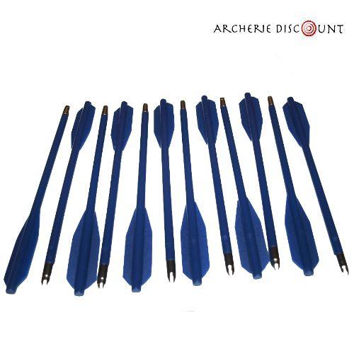 Taits arbalete 16 cm plastique pas cher archerie discount