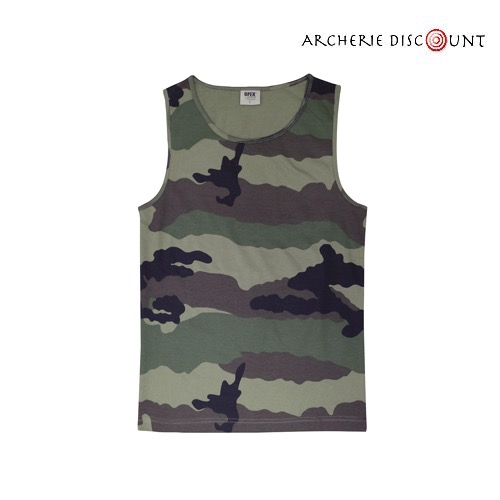 Thee shirt camouflage