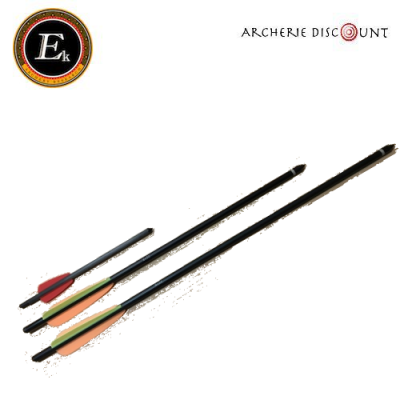 Traits d'arbalète X10 EK Archery Cobra