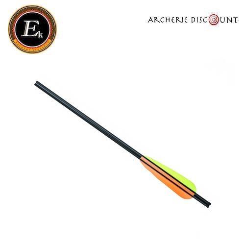 Traits en aluminium de 16 pouces ek archery