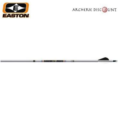 Tube alu X 23 Argent 23.18 Easton